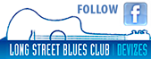 Follow Long Street Blues Club Facebook page