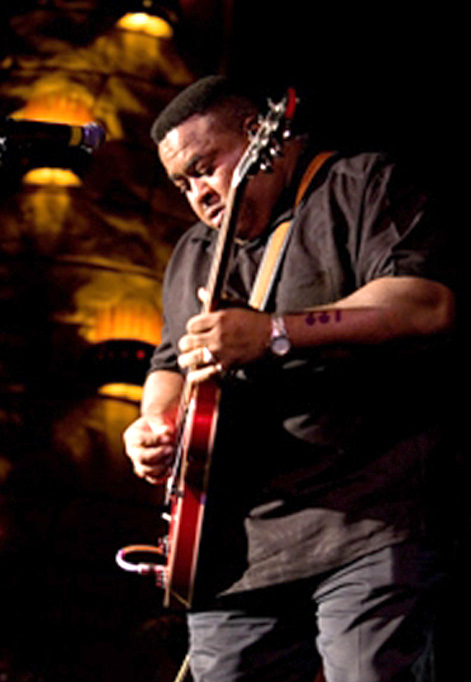 Larry McCray - at Long Street Blues Club Sat 3rd November 2012